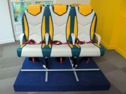Titanium seat: Un siège d'avions innovant pour la classe économique
