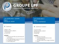 Maroc: Le Groupe LPF inaugure sa deuxième usine à Casablanca
