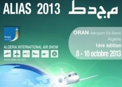"""L'Algérie prépare pour Octobre la première édition de """"Algeria International Airshow 2013"""""""