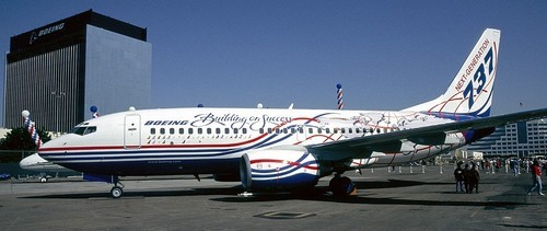 Aerotechnic Industries étend ses activités à l'entretien des cellules Boeing 737NG