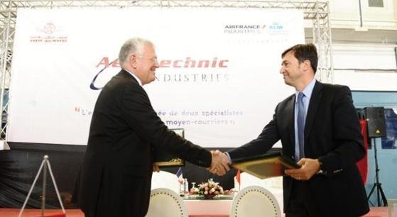 Royal Air Maroc confie à AFI KLM E&M le support équipements de sa flotte Boeing 737NG