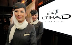 Etihad Airways s'associe à Air Form pour recruter au Maroc son personnel navigant