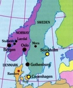 Royal Air Maroc se lance sur le marché Scandinave en desservant Stockholm et Copenhague