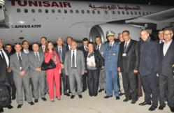 Un cinquième Airbus A320 porte la flotte de Tunisair à 35 appareils