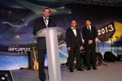 Emirates SkyCargo nommée Meilleure Compagnie de Fret Aérien de l'Année 2013