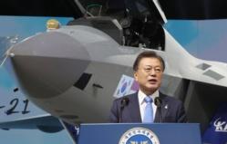 La Corée du Sud se lance dans la fabrication de chasseurs sous le nom de KF-21 (Korean Fighter - 21th Century)