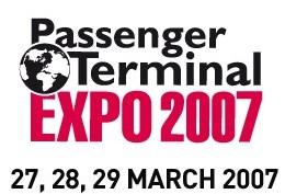 L'ONDA au 'Passengers Terminal Expo 2007'
