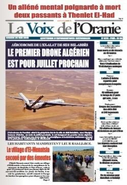 Vol inaugural d'Amel, le drone Algérien, en Juillet prochain