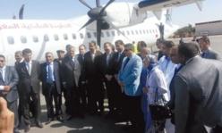 Royal AIr Maroc: Vol inaugural de la ligne Casablanca - Guelmim - Tan-Tan