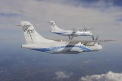 Les ATR -600 certifiés par EASA pour décoller et atterrir à -45°C