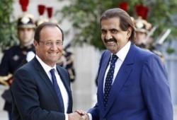 La France essaye de vendre le Rafale au Qatar