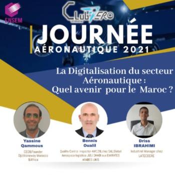 La Digitalisation du Secteur Aéronautique: Quel Avenir pour la Maroc?