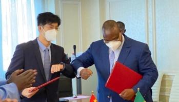 Chine - Congo: Signature d'un accord pour la création d'un centre de maintenance d'aéronefs à Brazzaville