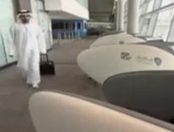 """Des """"capsules de couchage"""" à l'aéroport d'Abu Dhabi (Vidéo)"""