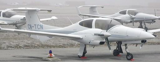 Diamond DA-42 Twin star CN-TCN