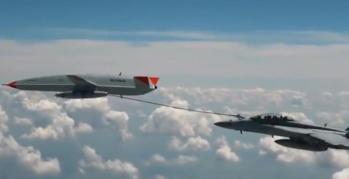 Boeing: Le MQ-25 entre dans l'histoire en tant que premier avion sans pilote à ravitailler un autre avion
