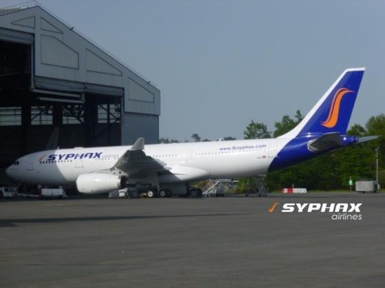 Le nouvel A330 de Syphax Airlines toujours bloqué faute d'approbation des manuels de procédures techniques