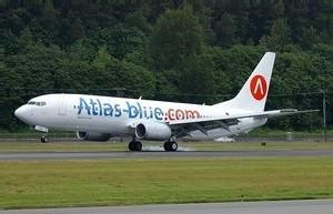 Atlas Blue 737-400