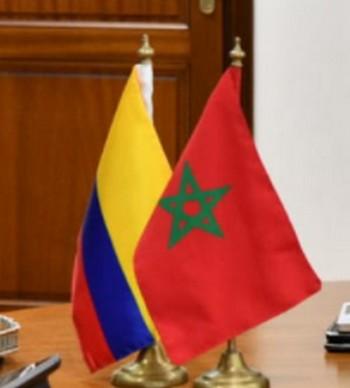 Maroc - Colombie : Accord sur les services aériens et l'établissement de liaisons aériennes