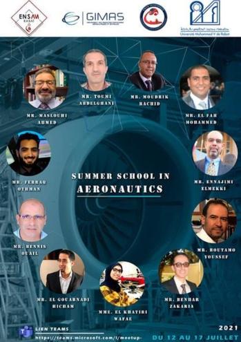 L'EMAN et L'ENSAM Rabat organisent la Summer School In Aeronautics