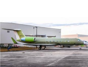 Ph. Air-defense.net - G550 en conversion