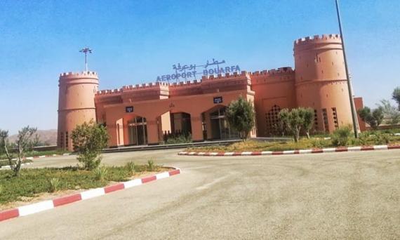Un groupe de travail pour intégrer l'aéroport de Bouarfa au réseau aérien Marocain
