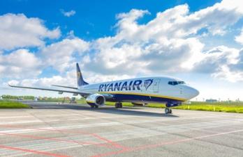 Ryanair : 10 nouvelles liaisons pour l'hiver au départ de sa base marocaine d'Agadir