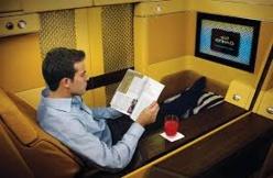 Etihad Airways s'occupe des visas des classes Premium et Business