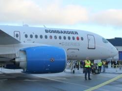 Amara félicite Bombardier pour la réussite du vol inaugural du C Series