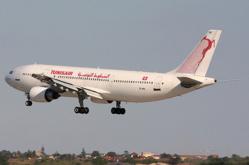 Fuite hydraulique sur une avion de Tunisair au niveau du train d'atterrissage