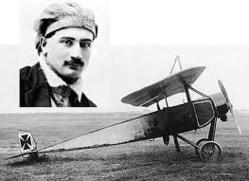 Traversée réussie de la Méditerranée avec une réplique de l'avion de Roland Garros