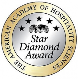 Royal Air Maroc récompensée par l'International Five Star Diamond Award