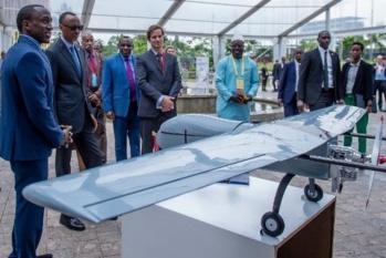 """Le Rwanda annonce la création de la """"Drone Academy"""" pour former ses experts"""