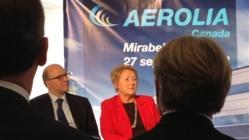 Aerolia inaugure sa première usine nord-américaine au Quebec