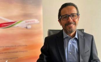 Mohammed Adil Korchi, nouveau directeur de Royal Air Maroc pour l'Italie
