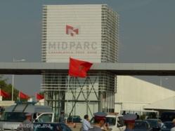 Inauguration par le Roi MohammedVI de la plateforme industrielle dédiée aux métiers de l'aéronautique Midparc