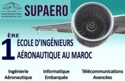 Supaero Casablanca: Une école privée à vocation aéronautique voit le jour