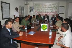 La Mauritanie se dote d'équipements modernes pour assurer la sécurité de ses aéroports