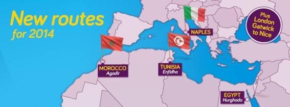 Monarch Airlines lance deux lignes aériennes vers Agadir en 2014