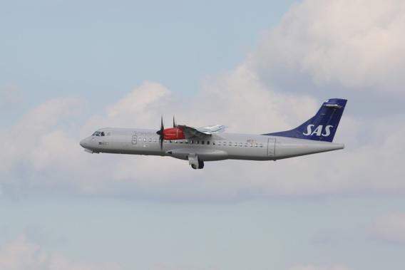 Un premier ATR 72-600 volera bientôt dans le ciel scandinave