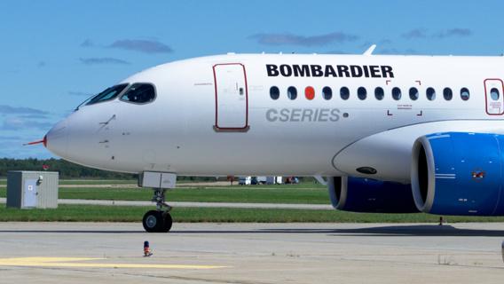 CDB Leasing, premier client chinois des avions C-Series de Bombardier