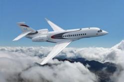 Dassault dévoile son nouveau né le Falcon 5X à Las Vegas