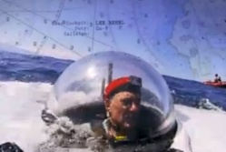 DeepFligh Super Falcon: L'avion sous-marin