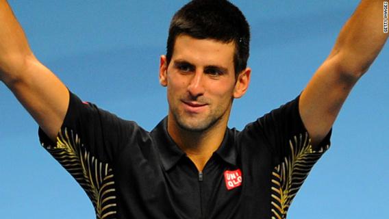 Air Serbia donne le nom de Novak Djokovic à un A319