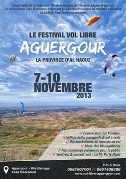 Aguergour accueille la première édition de son festival de vol libre