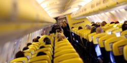 Fumée dans l'avion du vol de Ryanair reliant Tanger à Dusseldorf