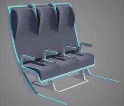 Morph: Le siège d'avion modulable pour le confort du passager