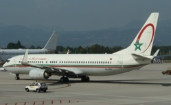 Royal Air Maroc: Un réacteur d'un B737-800 s'arrête pendant l'atterrissage à Amsterdam