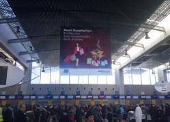 """L'ONDA organise des """"Shopping days"""" dans trois grands aéroports marocains."""