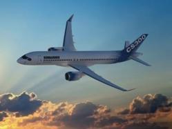 Bombardier et Saudi Gulf Airlines signent pour l'acquisition de 16 avions CS300